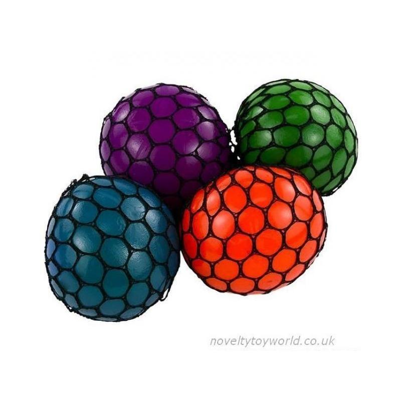 Squishy Mech Stress Ball, 6 cm @ toysplanet.ee