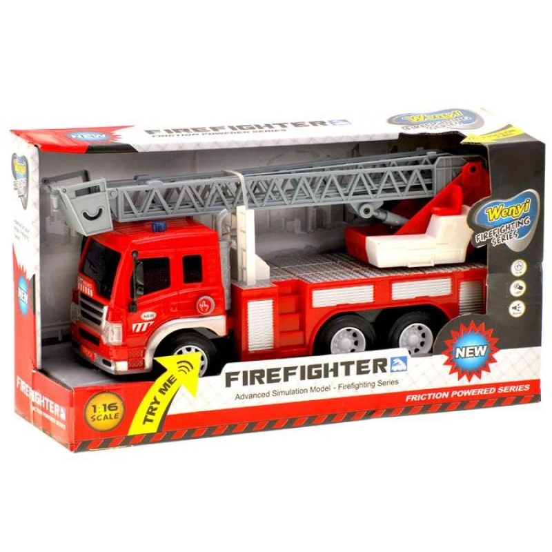 7e79ccfbd16 Laste tuletõrjeauto häälte ja tuledega @ toysplanet.ee