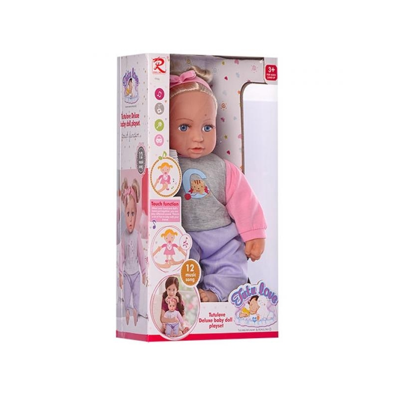 eaa8948e989 Tutulove Deluxe baby doll playset @ toysplanet.ee