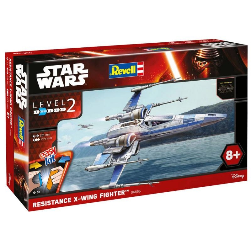 Revell Model Star Wars X-WING 1:50 @ toysplanet ee