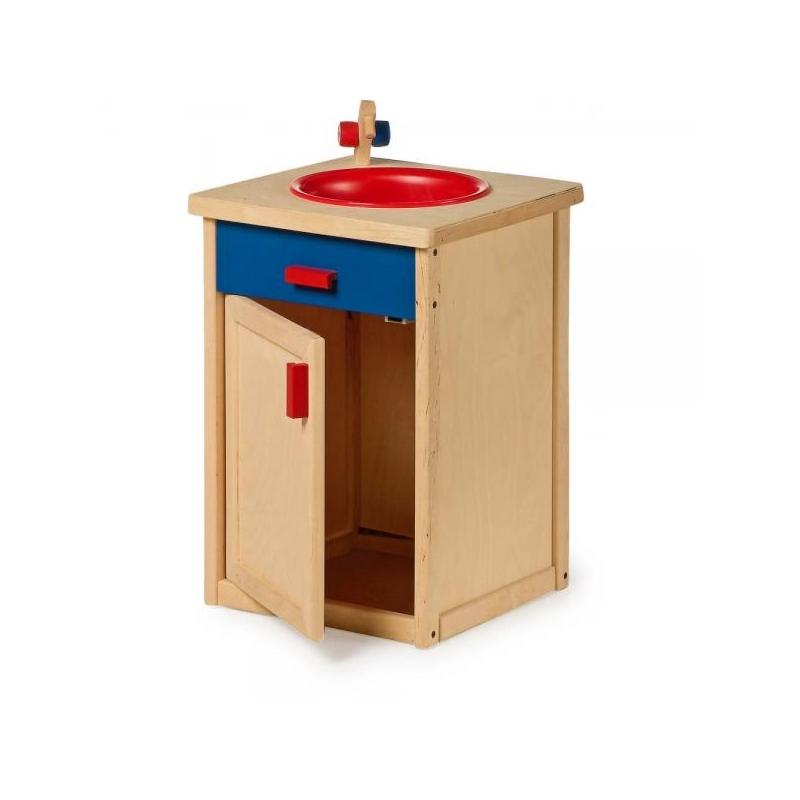Legler Кухонная раковина со шкафчиком деревянная