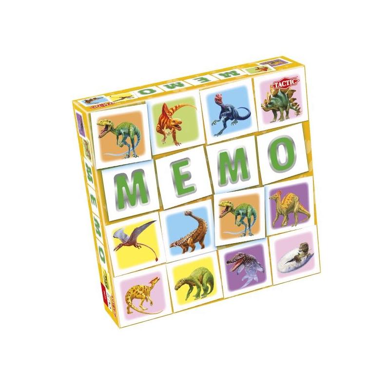 ee6717acdee Tactic lauamäng Memo Dinosaurused @ toysplanet.ee