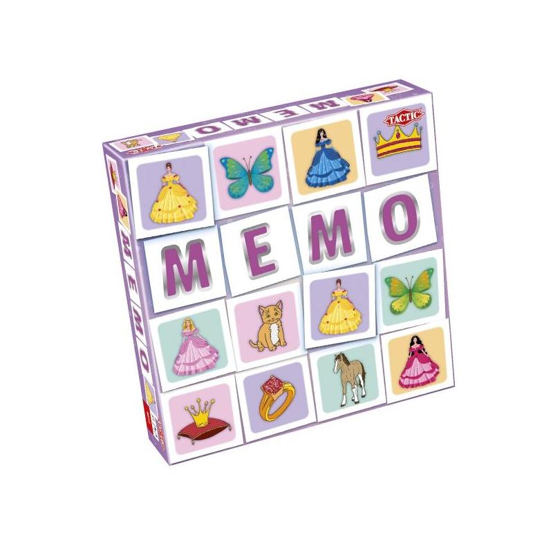 6dd97b30fc1 Tactic lauamäng Memo Printsessid @ toysplanet.ee