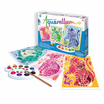 """Aquarellum """"Cats"""""""