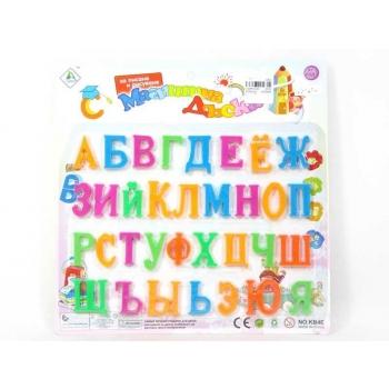 Vene keele Magnetiline Tähestik, 4 sm