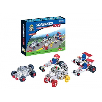 Children's Construction Set, Cars, 236 pcs