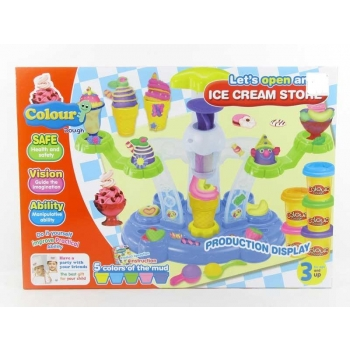 Modelling Clay Ice Cream PlaySet