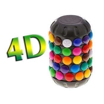 Кубик - Головоломка с шариками / Игра-Логика, 11 см