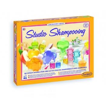 Šampoonide meisterdamise komplekt