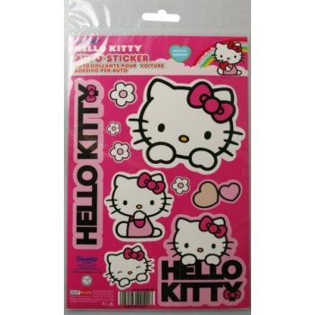 Комплект наклеек HELLO KITTY