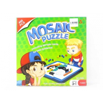 Mosaic Puzzle / Art for Kids, 490 pcs