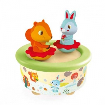 Magnetics music boxes - Friends Melody