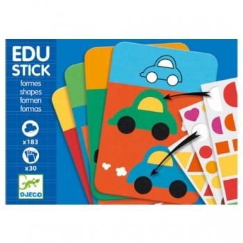 Eduludo - Edu Stick Shapes