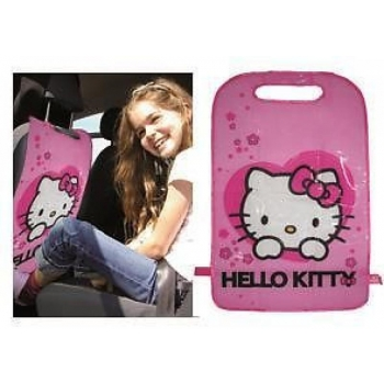Back seat protector  HELLO KITTY