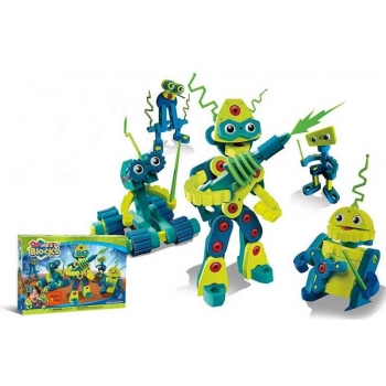"""EVA Material Set """"Robot Invasion"""""""