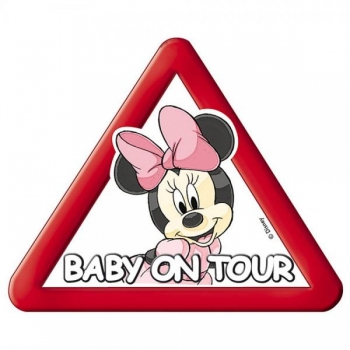 Car sticker MINNIE MOUSE