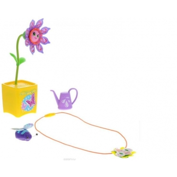Magic Blooms Interaktiivne lill putukaga