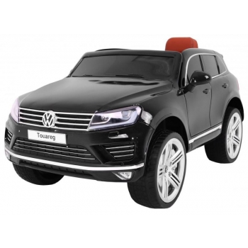 Children ride on car Volkswagen Touareg (Black) Painted