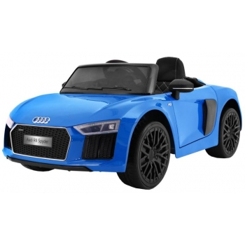 Children ride on car Audi R8 Spyder (Blue) Painted