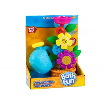 "Bath toy with suction pads ""Flowers"""