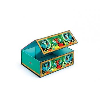 Ящик DJECO Драконы 32x25x13 см
