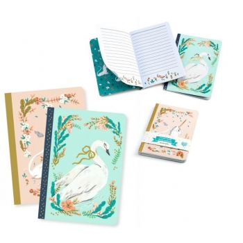 Small notebooks - Lucille little notebooks