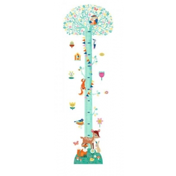 Height chart - Blossoming tree
