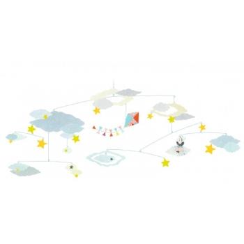FSC paper Mobiles - Head in the clouds