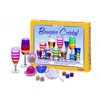 Crystal Gel Candles making kit