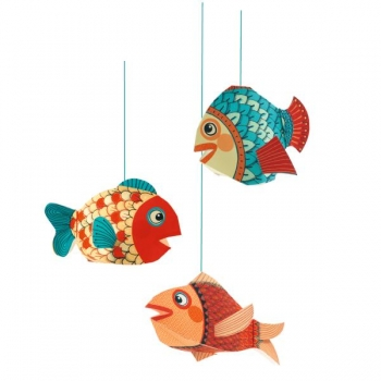 Lightweights to hang - Little fishes