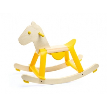"Preschool Toys - Yellow Rock""it!"