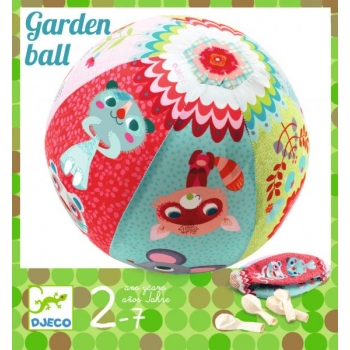 Skill game - Pop ballon jardin
