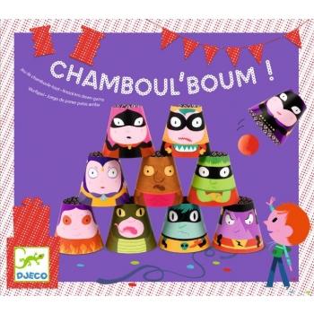 Parties - Chamboul' Boum