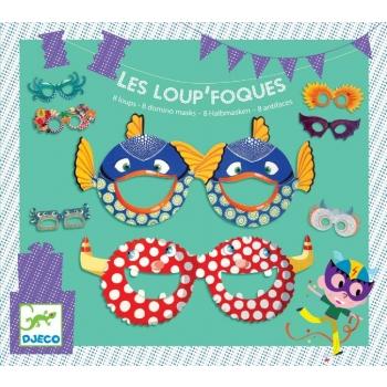 Parties / Birthday - Les loup'foque