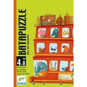 Карточная игра Бата – пазл
