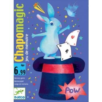 Карточная игра Чемпион по магии Djeco