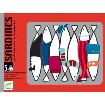Kaardimäng - Sardines