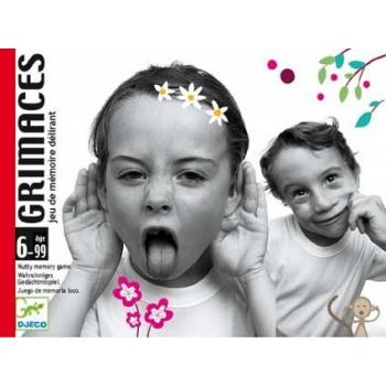 Games - Grimaces