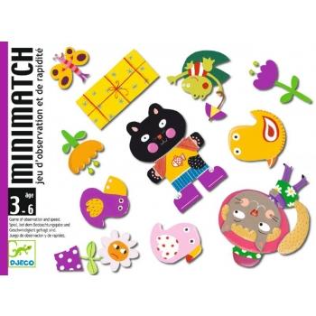Карточная игра Миниматч