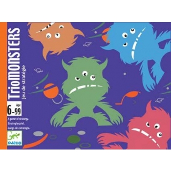 Playing card - TrioMonster