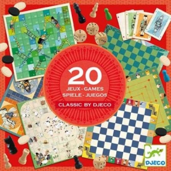 Classic games - 20 classicals games