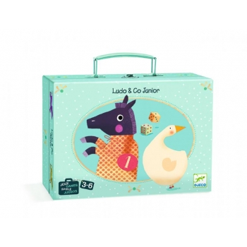 Games - Ludo & co junior