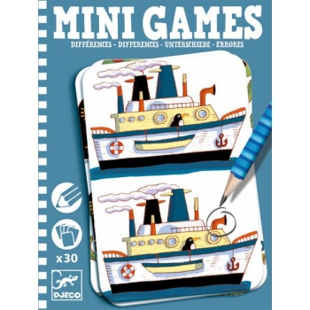 Mini games - Differences by Rémi