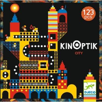Kinoptik - Ville - 123pcs