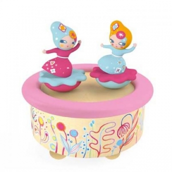 Magnetics music boxes - Flower Melody