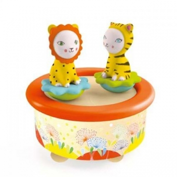Magnetics music boxes - Twins Melody