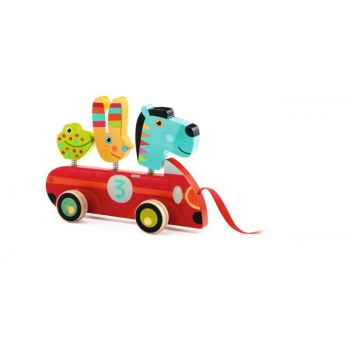 Pull along toys - Zebro & Co