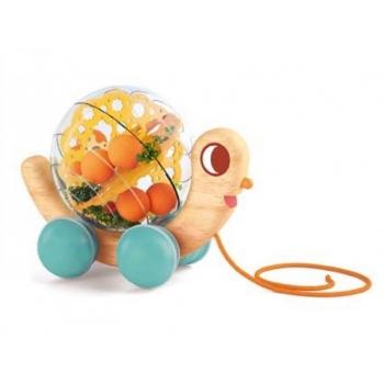 Pull along toys - Hugo