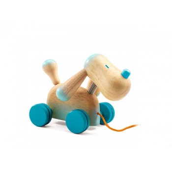 Pull along toys - Doggy