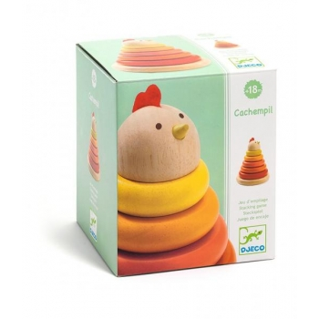 Toddlers - Cachempil, mother hen - TBD